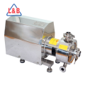 Steel Inline Homogenizer type Industrial Cream Mixer