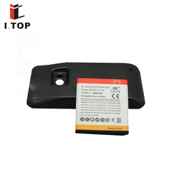 Newest! Extended backup battery For Samsung Beam i8530 ,mobile battery with back cover door,3.7V 3600mAh