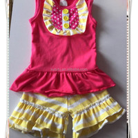Persnickety Summer Clothing Kids Short Sleeve