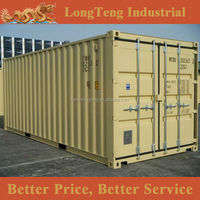 new 20ft shiping container with CSC plate