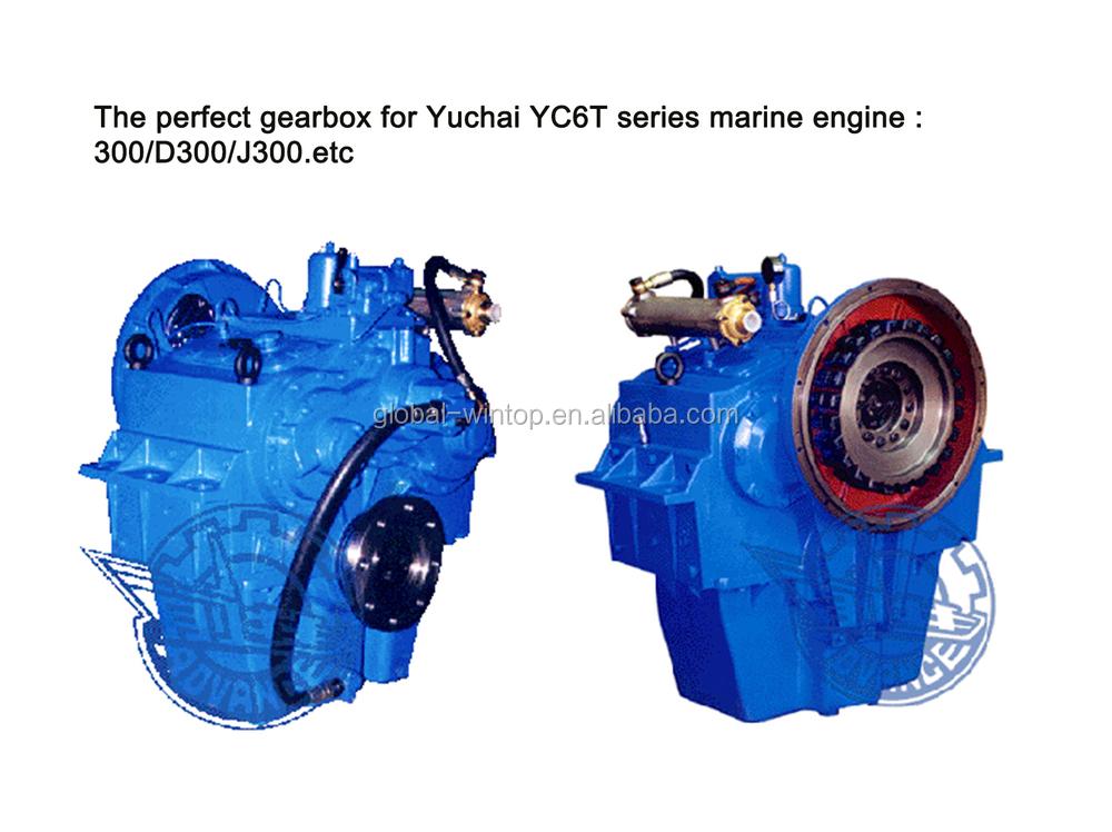 700hp Turbocharged Yuchai Marine Diesel Engine Buy