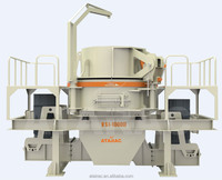 2016 hot sell and high capacity artificial marble machine/artificial sand making machine