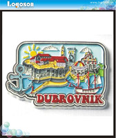 souvenir fridge magnet custom Fridge Magnet with PVC Rubber