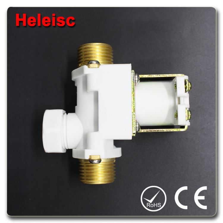 Water dispenser solenoid valve electric water valve ms hollow section square steel pipe/iron square tube gate