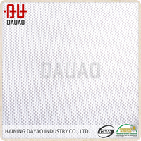 Available material for making bedding shoes and clothes mesh fabric