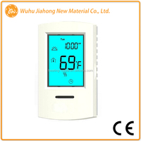 Gold supplier china Room Thermostat With External Sensor