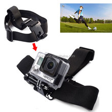 Gopros accessories, Three Anti-skid Rubber Pads Head Strap for Go Pro He ro 4/3+/3/2