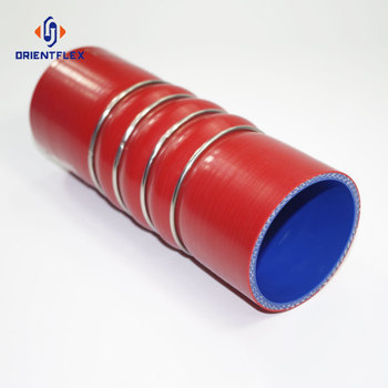OEM NO.1525145/2057832 silicone hose for scania spare parts