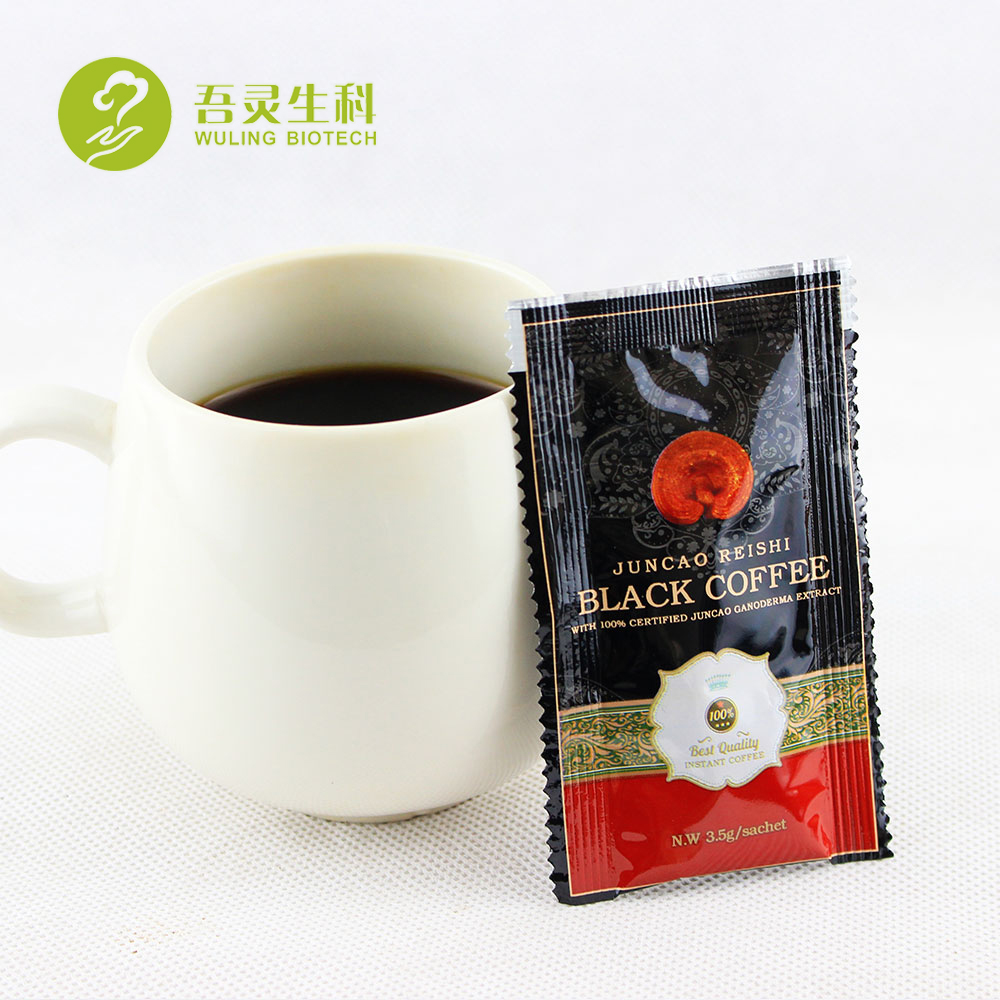 Hot Selling Gano Mushroom Instant Cafe Coffee Importers in China