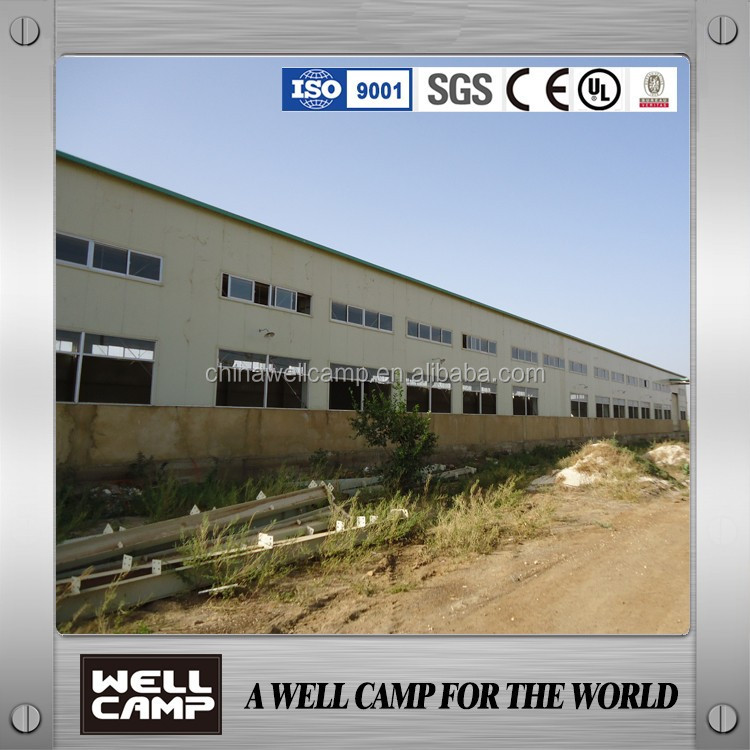 Steel building/low cost housing construction/steel structure warehouse