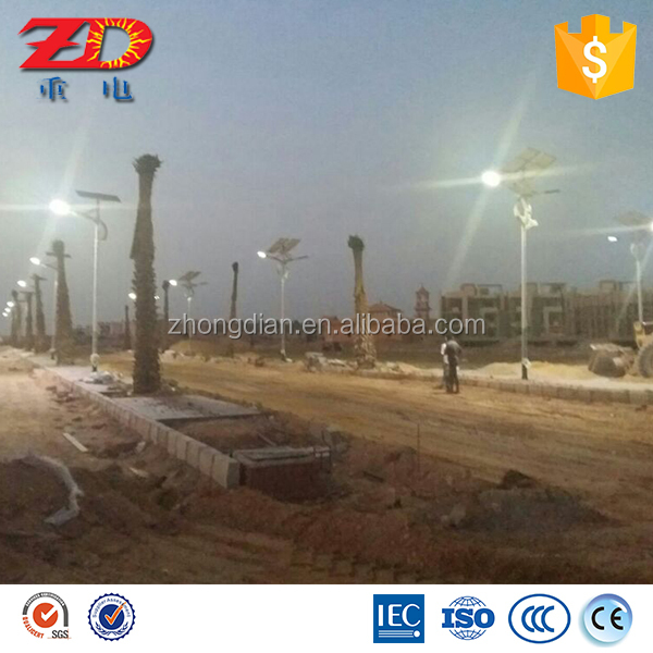 Solar Power Energy Generation Street Light