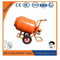Brand New EASYMIX Drum Portable stucco Mixer for construction use