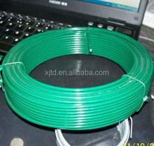 Supermarket micro PVC coated iron wire for handicraft