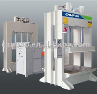 high frequency plywood gluing and forming machine CGYJ-100D