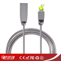 Manufacture usb cable for iphone 7 iphone 6s data transfer cable usb2.0 fast charging speed 2Amps on sale