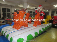 2017 advrtising inflatable christmas old man