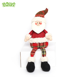 14'' Hot selling snowman family santa holiday time christmas decorations