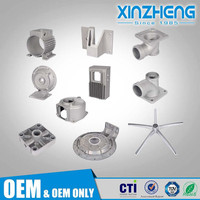 Precision Custom Aluminum Die Casting Part with CNC Machining, Finishing & Tooling Fabrication