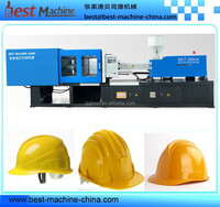 plastic safety helmet injection molding machine price in China