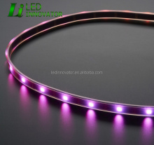 12 volt multicolor artnet dmx led light strip for wall