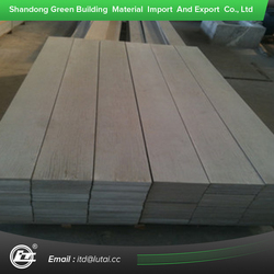 Wood Grain Cement Siding Panel Wall Panel Building Material Wholesale