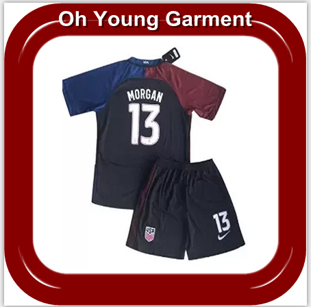 High Quality Mens Customized Soccer Jersey