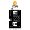 4 in 1 new product dual sim card adapter for most mobile