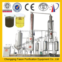 20 Tons per day Waste Pyrolysis Oil Distillation To Diesel Machine