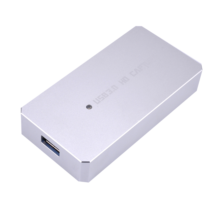 ezcap287P HDMI to USB3.0 Video Capture Support 1080p HDMI Video Live Streaming