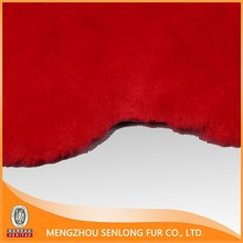Comfortable Sheepskin for Garment