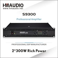 S9300 Professional Amplifier
