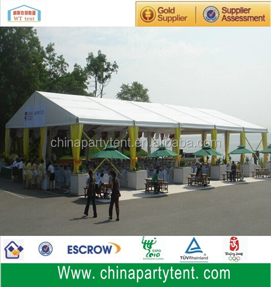 2016 new product wedding tent decoration church marquee 10 x 30 wedding tent