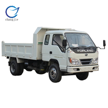 Hot selling 2015 Chinese Foton Forland 4x2 dump truck for sale