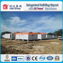 Modular prefabricated prefab cabin container house