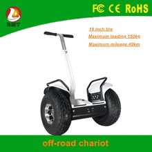 Cheap hoverboard electric scooter motorcycle with 2 fat tire wheel