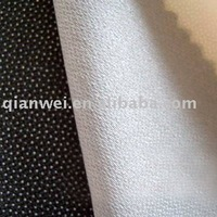 ployester garment fusible interlining fabric
