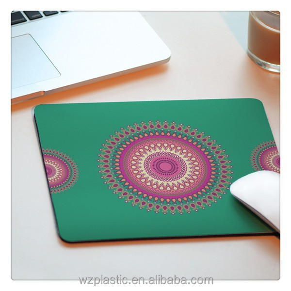Custom promotional gift soft PVC advertising Mouse Pads