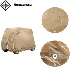 Universal 4 Passenger Waterproof Golf Cart Rain Cover indoor and outdoor available