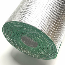 Flexible Foam Foil Insulation Sheet Building Thermal Insulation Material