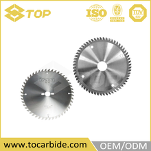 Raw material carbide cutting saw blades, carbide circular saw blades for cutting steel tools