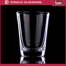 Qixian DONGJIU Hand made mouth-blown Clear Lead free Crystal Glass Whisky CUP
