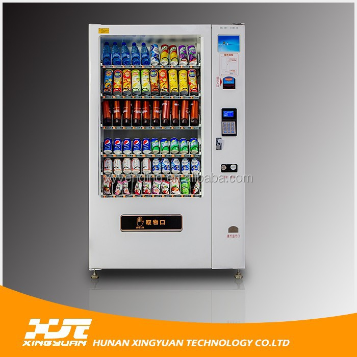 New design hot selling vending machine bianchi