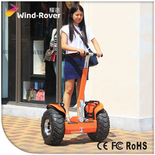 Two Wheel Electric Golf Car With Durable Hoverboard mobility scooter