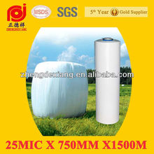 Japan quality certificate plastic silage film for agricultural grass packing
