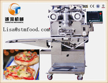 High speed commercial mini pizza making machine