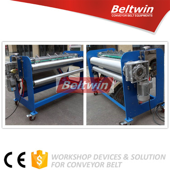 Beltwin Conveyor PVC PU Leather Belt timing belt Cutting Machine 2M