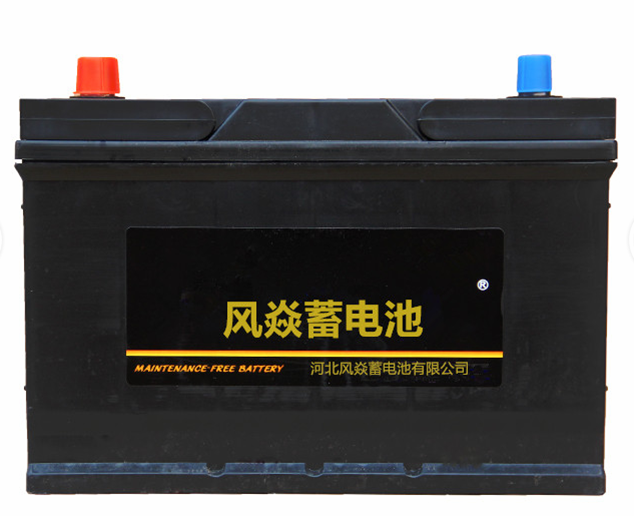 Lead Acid Maintenance Free Car Battery 12V 32ah-220ah