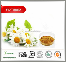 100% Nature Matricaria Chamonilla Extract 4:1 10:1 Powder/Matricaria Chamonilla P.E. 98% HPLC
