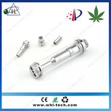 Unbreakable glass pipes wholesale wickless e cigarette cartridges with custom packaging