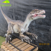 KANOSAUR8922 Dinosaur Park Fantastic Animatronic Life-Sized Raptor For Sell